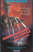 Freddy's Dead: The Final Nightmare - Finnish VHS movie cover (xs thumbnail)