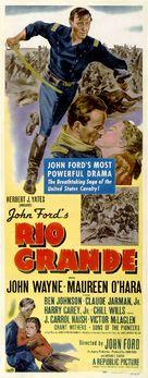 Rio Grande - Movie Poster (xs thumbnail)
