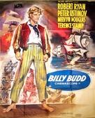 Billy Budd - British Movie Poster (xs thumbnail)