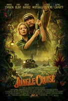 Jungle Cruise - Canadian Movie Poster (xs thumbnail)