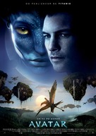 Avatar - Portuguese Movie Poster (xs thumbnail)