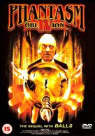 Phantasm IV: Oblivion - British DVD cover (xs thumbnail)