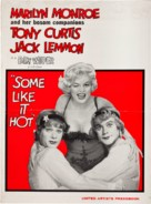 Some Like It Hot - poster (xs thumbnail)