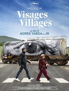 Visages, villages - French Movie Poster (xs thumbnail)