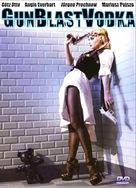Gunblast Vodka - German Movie Cover (xs thumbnail)