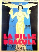 Dracula's Daughter - French Movie Poster (xs thumbnail)