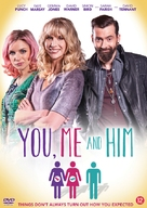 You, Me and Him - Dutch DVD movie cover (xs thumbnail)