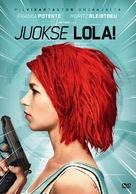 Lola Rennt - Finnish DVD cover (xs thumbnail)