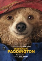 Paddington - Croatian Movie Poster (xs thumbnail)