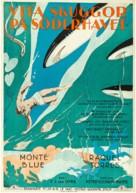 White Shadows in the South Seas - Swedish Movie Poster (xs thumbnail)