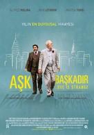 Love Is Strange - Turkish Movie Poster (xs thumbnail)