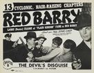 Red Barry - Movie Poster (xs thumbnail)