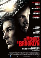 Brooklyn's Finest - Argentinian Movie Poster (xs thumbnail)