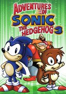 """Adventures of Sonic the Hedgehog"" - DVD movie cover (xs thumbnail)"