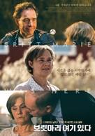 Britt-Marie var här - South Korean Movie Poster (xs thumbnail)