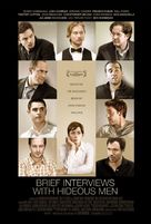 Brief Interviews with Hideous Men - Movie Poster (xs thumbnail)