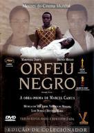 Orfeu Negro - Brazilian Movie Cover (xs thumbnail)