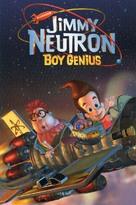 Jimmy Neutron: Boy Genius - Movie Cover (xs thumbnail)