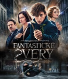 Fantastic Beasts and Where to Find Them - Slovak Movie Cover (xs thumbnail)