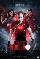 Bloodshot - South African Movie Poster (xs thumbnail)