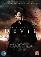 Ahí va el diablo - British DVD movie cover (xs thumbnail)