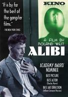 Alibi - DVD movie cover (xs thumbnail)