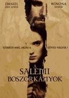Les sorcières de Salem - Hungarian Movie Poster (xs thumbnail)