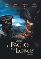 Le pacte des loups - Argentinian Movie Poster (xs thumbnail)