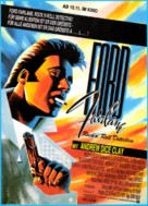 The Adventures of Ford Fairlane - German Movie Poster (xs thumbnail)