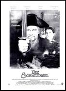 Treasure Island - German Movie Poster (xs thumbnail)