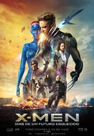 X-Men: Days of Future Past - Portuguese Movie Poster (xs thumbnail)