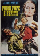 North to Alaska - Italian Movie Poster (xs thumbnail)