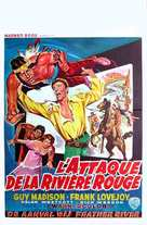The Charge at Feather River - Belgian Movie Poster (xs thumbnail)