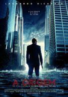 Inception - Portuguese Movie Poster (xs thumbnail)