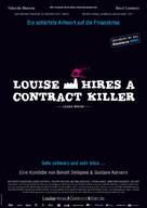 Louise-Michel - German Movie Poster (xs thumbnail)