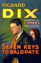 Seven Keys to Baldpate - Movie Poster (xs thumbnail)