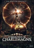 Die Jagd nach dem Schatz der Nibelungen - French DVD cover (xs thumbnail)