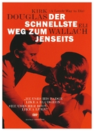A Lovely Way to Die - German DVD movie cover (xs thumbnail)