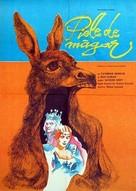 Peau d'âne - Romanian Movie Poster (xs thumbnail)