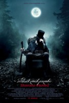 Abraham Lincoln: Vampire Hunter - Georgian Movie Poster (xs thumbnail)