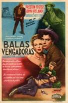 I Shot Jesse James - Spanish Movie Poster (xs thumbnail)