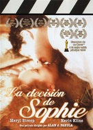 Sophie's Choice - Spanish Movie Cover (xs thumbnail)
