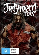 WWE Judgment Day - Australian Movie Cover (xs thumbnail)