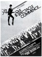 All That Jazz - French Movie Poster (xs thumbnail)