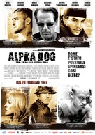 Alpha Dog - Italian Movie Poster (xs thumbnail)