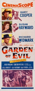 Garden of Evil - Movie Poster (xs thumbnail)
