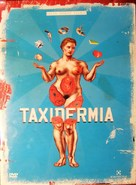 Taxidermia - Hungarian DVD cover (xs thumbnail)