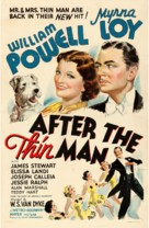 After the Thin Man - Movie Poster (xs thumbnail)