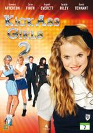 St Trinian's 2: The Legend of Fritton's Gold - Danish DVD cover (xs thumbnail)