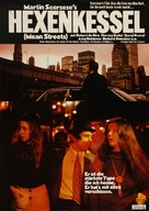 Mean Streets - German Movie Poster (xs thumbnail)